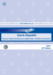 Czech Republic-Telecoms, Mobile, Broadband and Digital Media-Statistics and Analyses